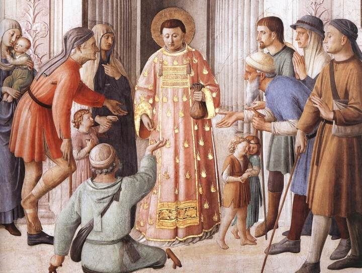18956-st-lawrence-distributing-alms-fra-angelico