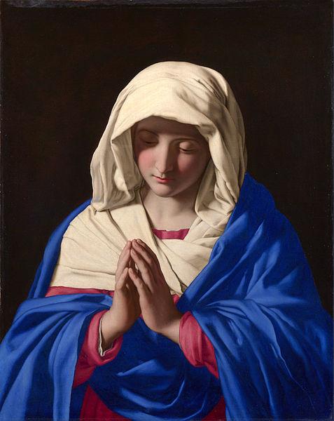 477px-SASSOFERRATO_-_Virgen_rezando_(National_Gallery,_Londres,_1640-50)