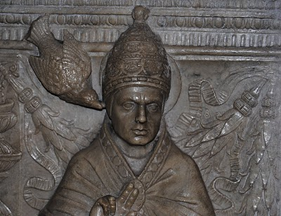 gregory the great crypt st peters bas