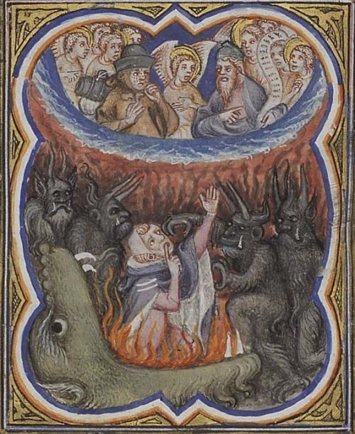 diveslazarusdrawn by an unknown illustrator of petrus comestar's biblehistorialecrop