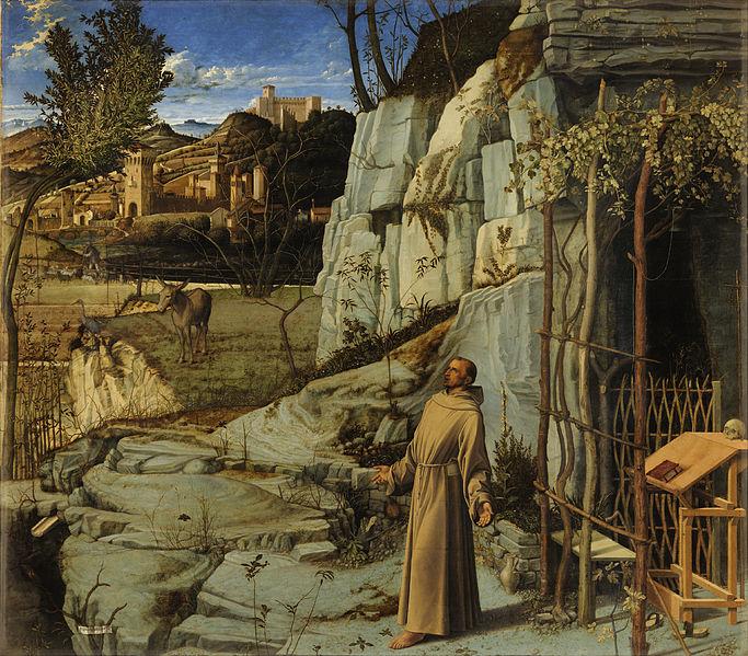 683px-Giovanni_Bellini_-_Saint_Francis_in_the_Desert_-_Google_Art_Project