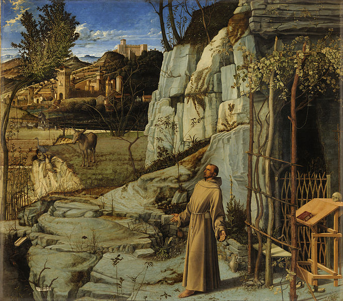 683px-Giovanni_Bellini_-_Saint_Francis_in_the_Desert_-_Google_Art_Project