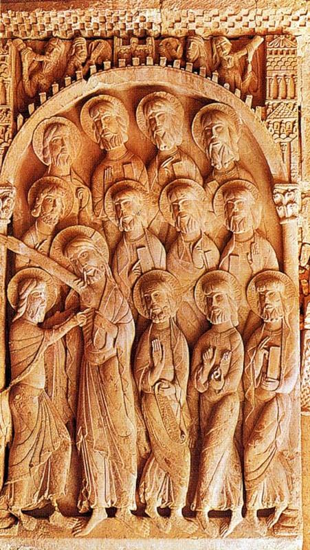 cloister of santo-domingo-de-silos-spain1100