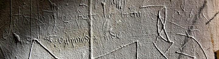 Lydgate inscription