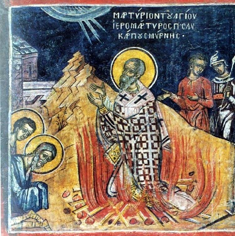 polycarp-martyrdom