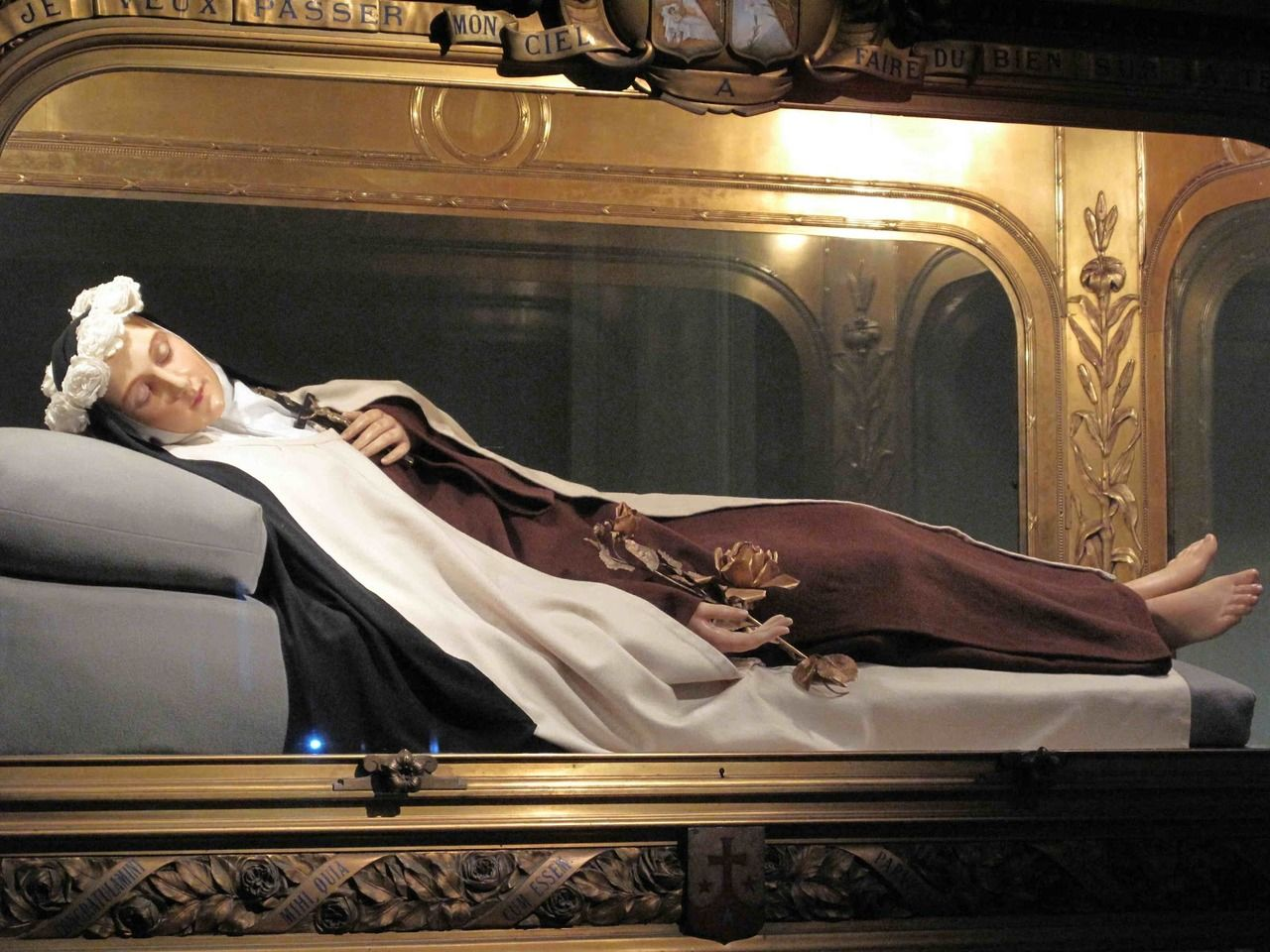 St. Therese of Lisieux Incorrupt