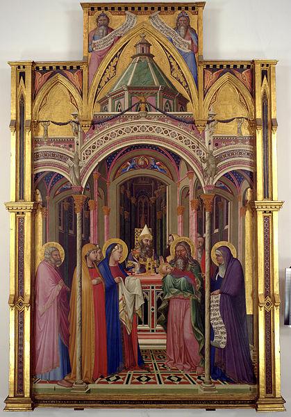 419px-Ambrogio_Lorenzetti_-_Presentazione_di_Gesù_al_tempio_-_Google_Art_Project